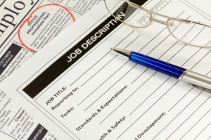 Legal Assistant's Job Description