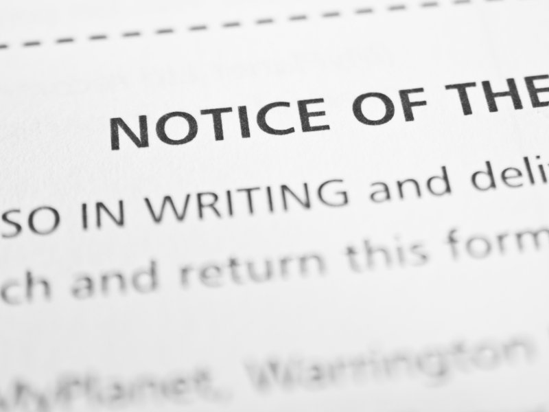 Drafting Legal Correspondence – Paralegal Alliance