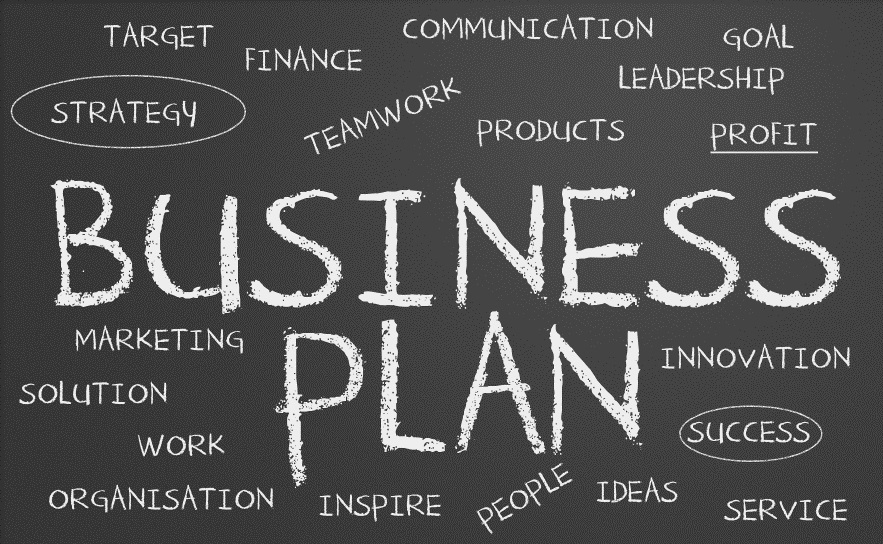 plan the business plan pro forma should show either three